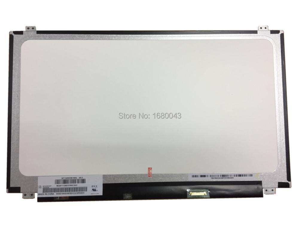 NT156WHM-N42 fit N31 N156BGE-EA1 EB1 EA2 EAA EB2 E31 E41 E32 E42 B156XW04 V.7 V.8 LTN156AT37 NT156WHM-N12 B156XTN04.0 LTN156AT39 quying laptop lcd screen compatible model b156xtn03 5 lp156whu tpb1 tpd1 b156xw04 v8 ltn156at31 n156bge ea1 ea2 eb2 nt156whm n42