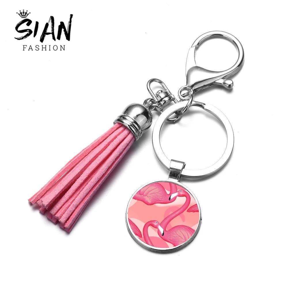 Flamingo Phone Accessory Charm,