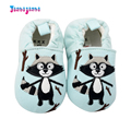 Infant Cartoon Cotton Fabric Prewalkers Toddler Slip On First Walkers Baby Soft Bottom Shallow Footwear Shoes moccasins