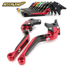 For Honda CBF1000 VF750S SABRE VFR 750 800 VTR1000F/FIRESTORM Adjustable CNC Folding Extendable Brake Clutch Levers