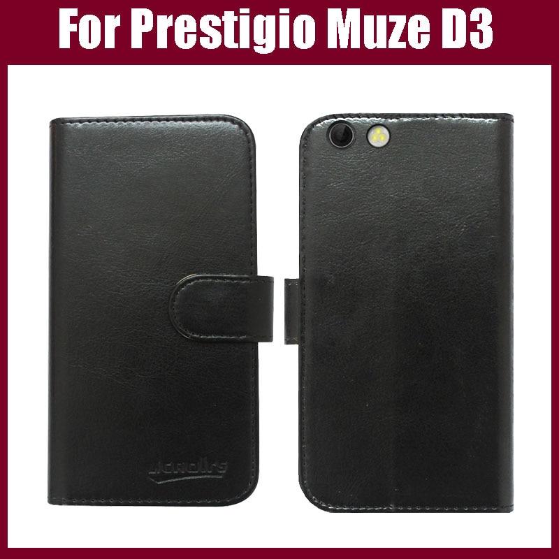 Pouzdro Prestigio Muze D3 Nový příjezd 6 barev Vysoce kvalitní Flip Leather Exkluzivní ochranné pouzdro pro pouzdro Prestigio Muze D3