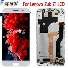 5.5 For Lenovo ZUK Z1 LCD Display Touch Screen Digitizer Assembly With Frame Replacement