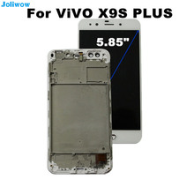 For VIVO X9S PLUS LCD X9 S PLUS LCD Display+Touch Screen+Frame+Tools Digitizer Assembly Replacement Accessories For Phone 5.85