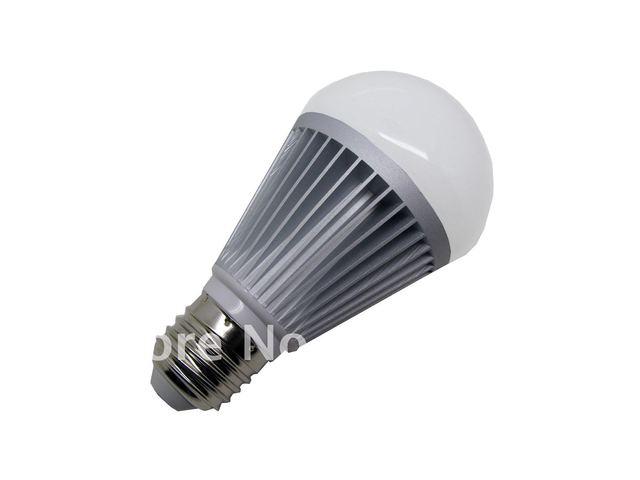 Free Shipping 12W LED Bulb Light CCT6000K