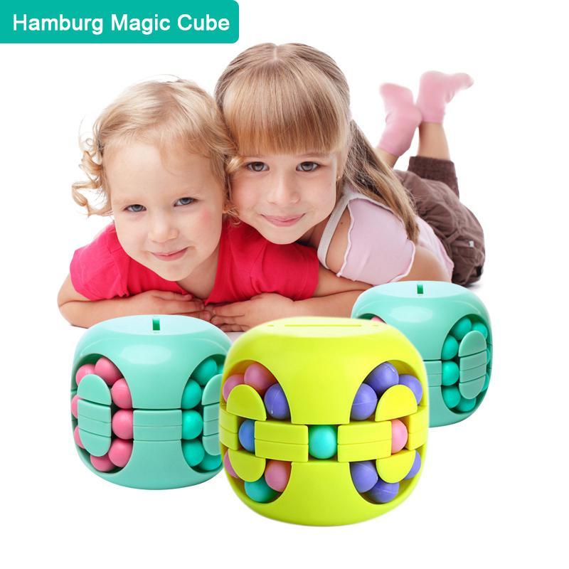 Puzzle Games 3D Maze Storage Tank Money Box Magic Cube Intelligence  Money Saver for Kids Puzzle Educational