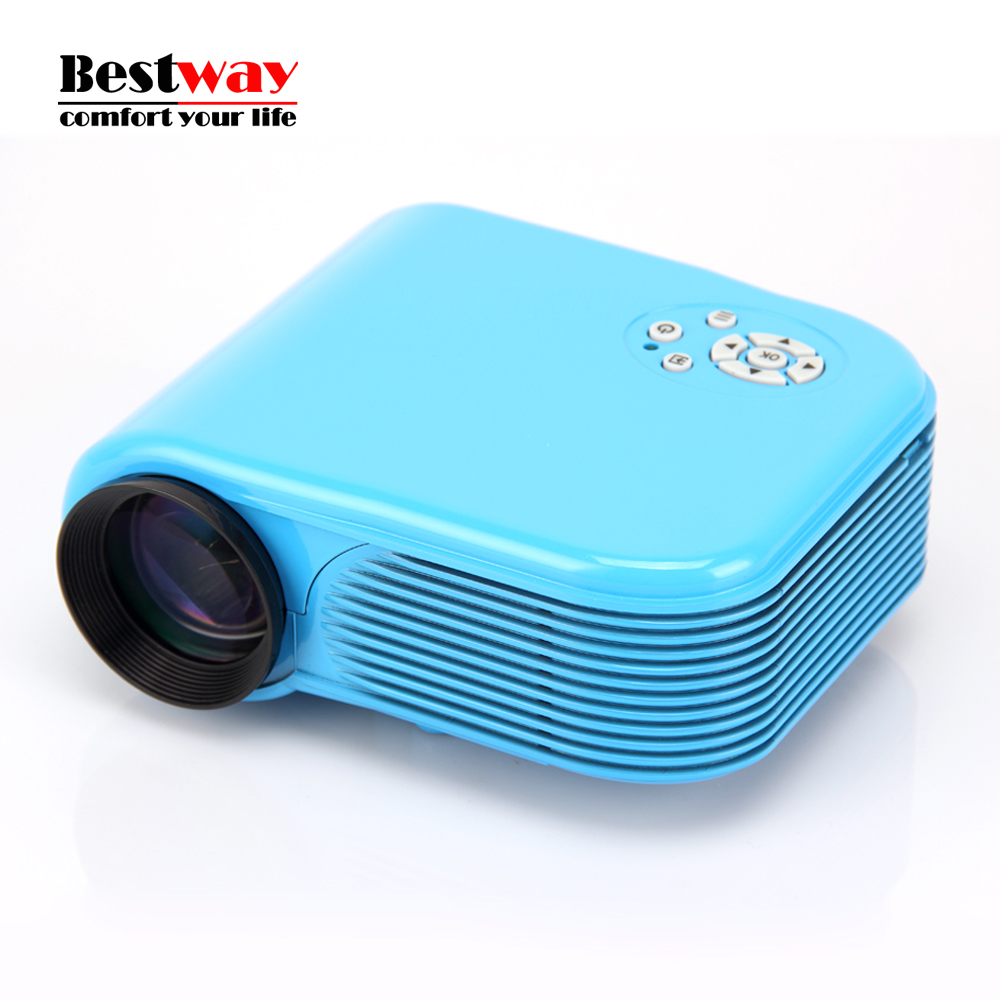 Mini Portable Projector LED Videoprojecteur LCD Proyectores LED Full HD 1080P Home Theater Projector Home Cinema Beamer Projetor