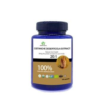 הטוב ביותר זכר ונקבה בריאות מרכיב 100% תחנוק deserticola תמצית 201