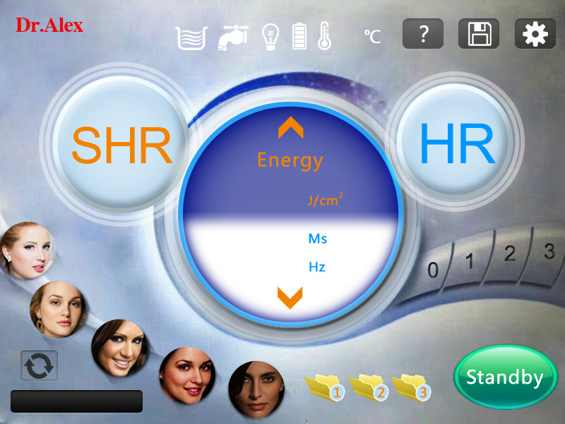 SHR HR