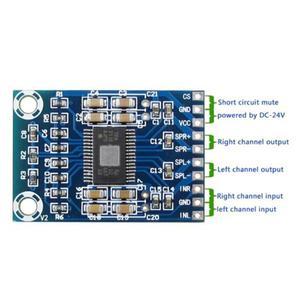 Image 1 - DC 24V 12V Mini TPA3116D2 2x50W Digital Audio Power Amplifier Vorstands Klasse D Amp