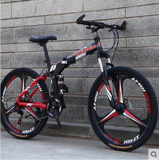 горный велосипед из магниевого сплава