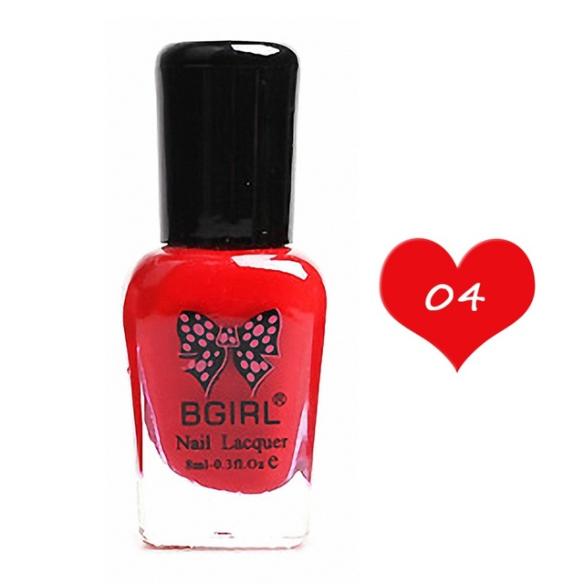 Hot Sale 8ml Charming Sweet Lasting Pregnant Women Peel Off Fast