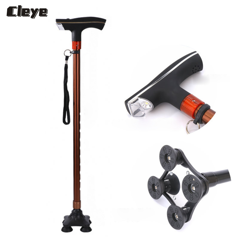 Beautiful Knees Support Walking Stick Canes Old Ages Gifts Walker Cane Style New