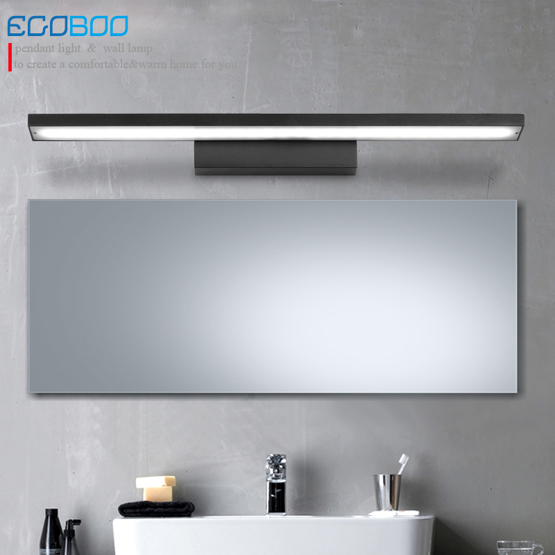 Здесь продается  EGOBOO 16w 80cm long top quality chips LED bathroom mirror picture decorative lamp lighting in indoor wall mounted light  Свет и освещение