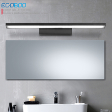 ecobrt 16w 80cm long top quality chips LED bathroom mirror picture decorative lamp lighting in indoor wall mounted light ecobrt 80cm long modern bathroom wall lights indoor 16w led mirror lamps over mirror 110v 220v
