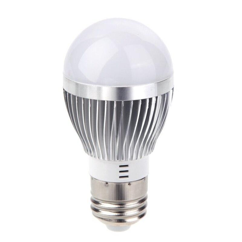 <font><b>E27</b></font> 3 Вт светодиодная лампа энергосберегающие Ультра-яркий белый 85-265 В