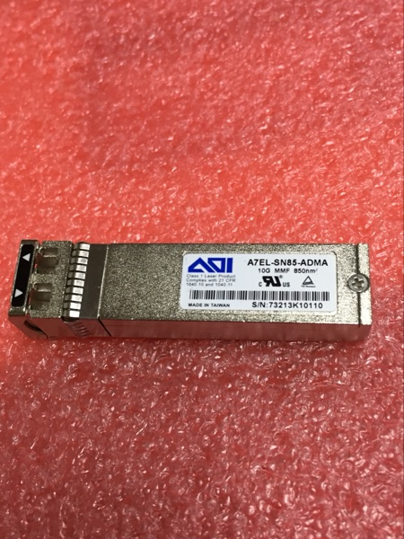ADL A7EL-SN85-ADMA 10G MMF 850nm SFP+ multimode optical fiber moduleADL A7EL-SN85-ADMA 10G MMF 850nm SFP+ multimode optical fiber module