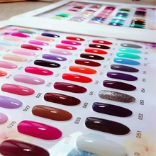 2018 Aliexpress Best Selling Private Label Soak Off UV Gel Polish Stable Nail Korea 120Colors Art Painting Salon