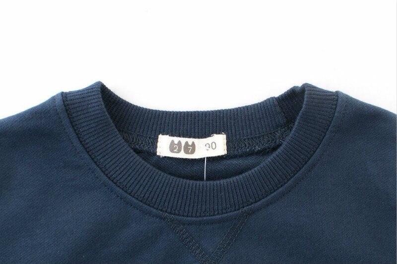 Tanggetu 2018 Kinderkleding Springkleding Sweater voor babyjongen - Kinderkleding - Foto 3