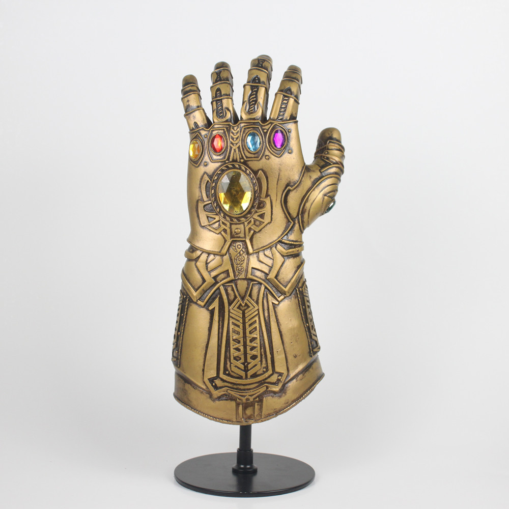 Thanos Gauntlet Avengers Infinity War Handschoenen Superhero Cosplay - Carnavalskostuums