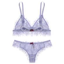Sexy Mousse Luxe Zachte Wimper Kant Bras Comfort Minimizer Zomer Dunne Lingerie Ondergoed Wirefree Cup Sml Xl