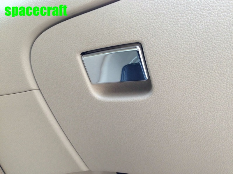 For Nissan Qashqai 2015 interior accessories, driving side glove box handle trim, , car accessories