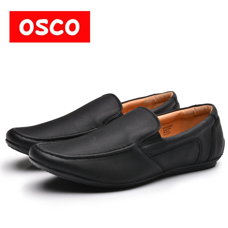 OSCO Factory direct ALL SEASON Factory direct New Men Shoes Fashion Men Casual Shoes loafers and driver shoes #995202KN