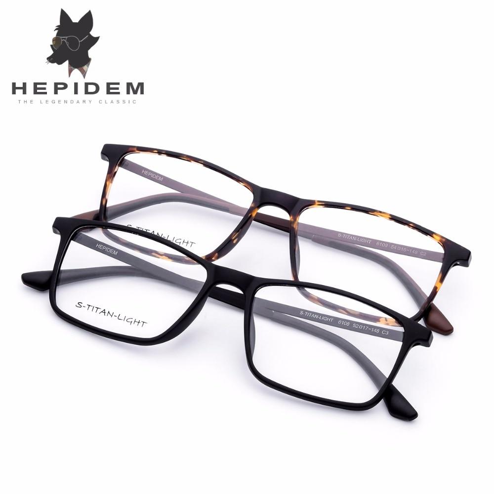 HEPIDEM Hohe Qualität TR90 Silikon Gläser Rahmen Frauen Rezept Platz ...