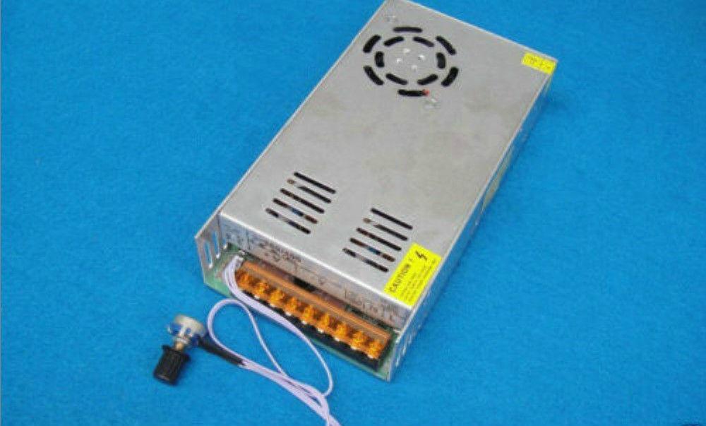 все цены на AC110V/220V Input DC0-48V output adjustable power supply for 300W spindle motor онлайн