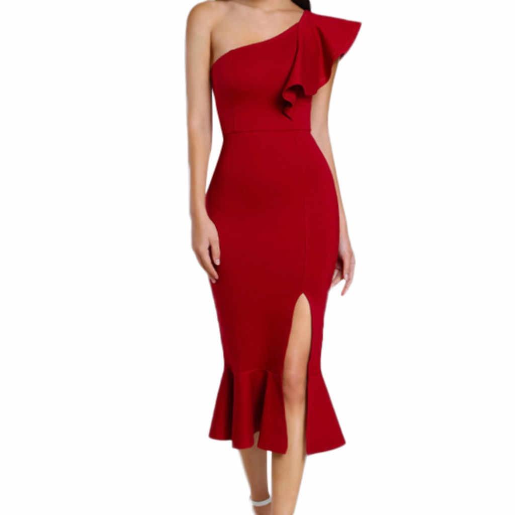 Vestido De Moda Para Mujer Vestido De Chica Sexy Vestido Con