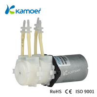 Kamoer KPP2 Mini Peristaltic Pump With Dc Motor