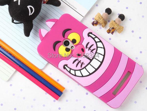 Asus Zenfone 5 Case Cover Cute 3D Cartoon Tigger Sulley Cheshire Cat Silicone Back Cover,Zenfone Soft case  -  Love it store