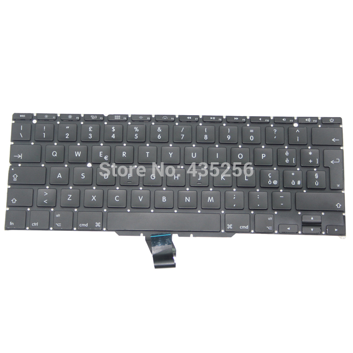IT Keyboard For Macbook Air 11'' A1370 Italy MD711 MD712 MD223 MD224 MC968 MC969 MC505 MC506