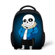 Undertale Figure Games Backpack Children Girls Cute Canvas Teenager School  Bag Women Book Campus Rucksack( b1f14b2d398e7