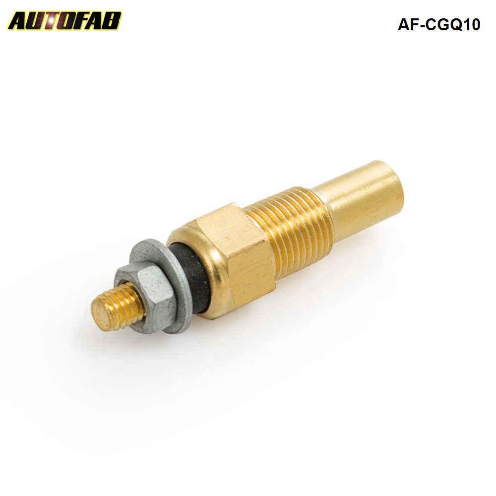 Capteur de température huile/eau 1/8TH NPT universel pour jauge-plaque SANDWICH pour pièces Honda integra AF-CGQ10