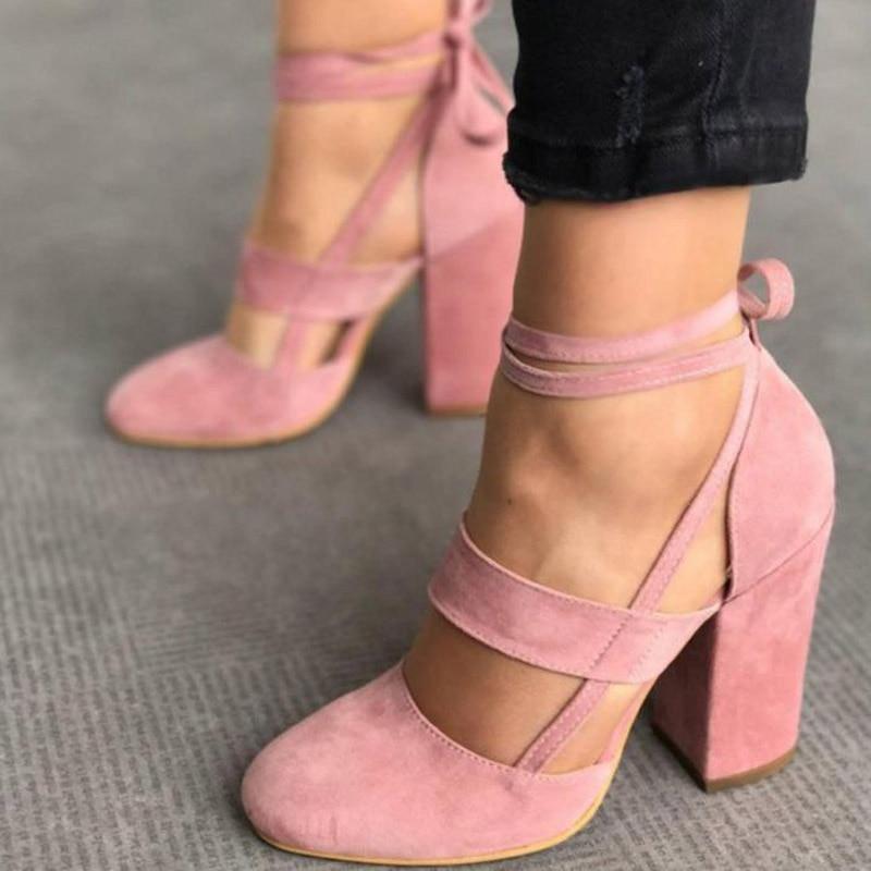 brown Verano Bombas Sexy Encaje Rosa Black Mujer Mujeres Caliente wine Tacones Zapatos Red pink Primavera 2017 blue Cómodo Moda Plataforma Negro zqT4TE