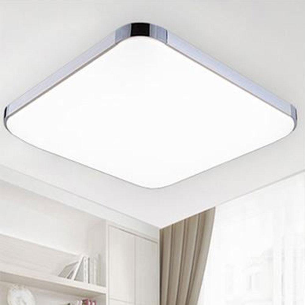 Mabor Led paneel Plafondlamp Badkamer Keuken Flush Lamp 12 W Pure ...