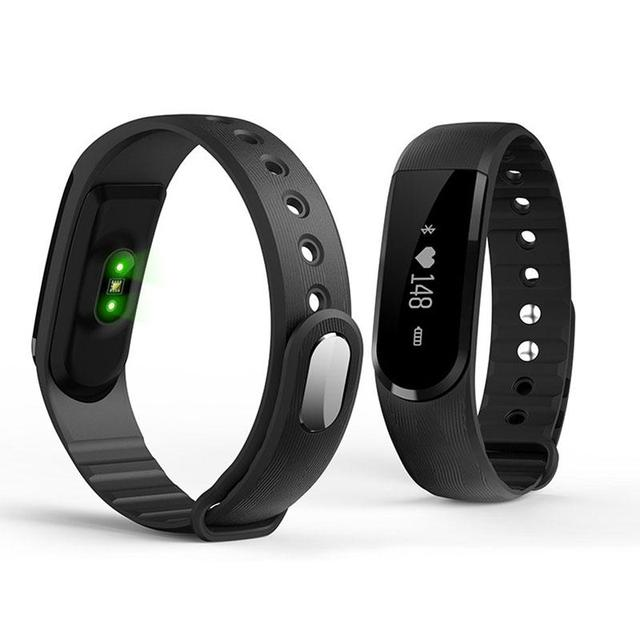 Intelligent Smart Band bluetooth Pulsometer Activity Tracker pulse relogio heart rate monitor vibrat alarm clock bracelet Watch