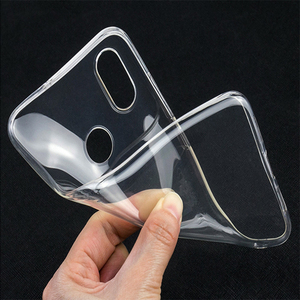 Transparent Phone Case For infinix Note 6 3 4 Pro 5 Stylus Zero5 4 3 Soft TPU Clear Ultra Thin Slim Cover For Smart 2 Pro 3 Plus