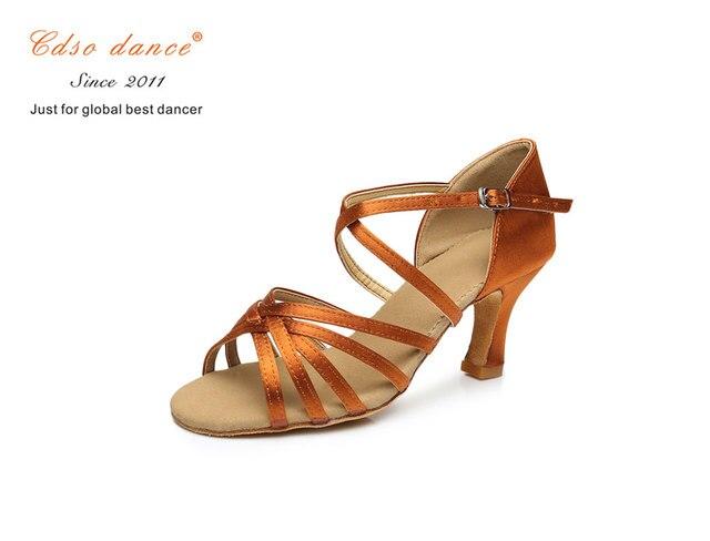 dark tan 7cm heel