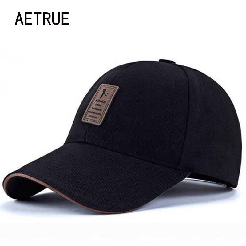 AETRUE Baseball Cap Snapback Brand Snapback Caps Hats For Men Women Bone Masculino Gorras Casquette Adjustable Chapeu Hat 2018 vbiger women men skullies beanies winter hats cap warm knit beanie caps hats for women soft warm ski hat bonnet