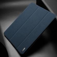 Dux Ducis Leather Case For Samsung Galaxy Tab S5e Luxury Thin Stand Sleep Wake Smart Flip Cover For Samsung Galaxy Tab S5e Case недорго, оригинальная цена