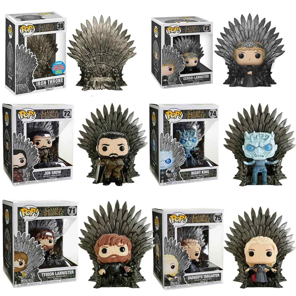 FUNKO POP Game of Thrones PETYR BAELISH Vinyl Action Figure Collection Modello Giocattoli per I Bambini regalo Di Compleanno