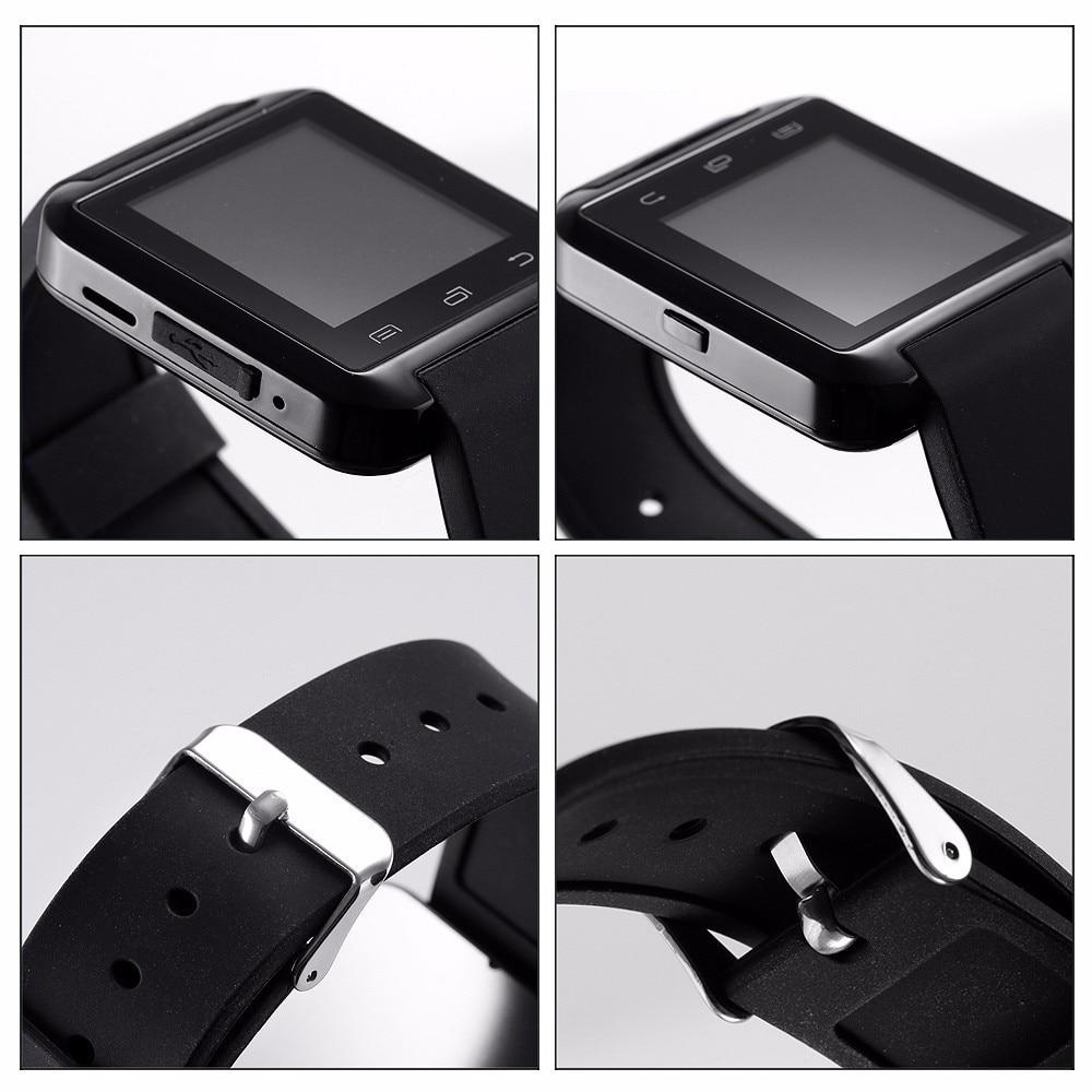 Akıllı İzle erkekler Bluetooth ve Hartslagmeter Akıllı İzle - Erkek Saatleri - Fotoğraf 3