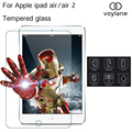 """9H 2.5D 0.3MM Toughened Tempered Glass For Apple iPad 5/6 Air 1/2 9.7"""" Explosion-Proof Tablet PC Film Clear Screen Protect Cover"""