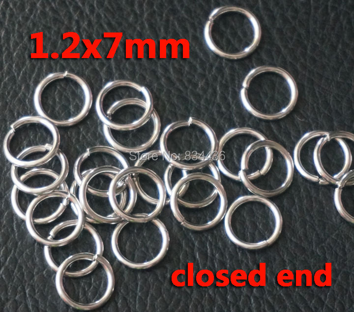100 Platina Plated Cord End 2x7mm Necklace End Crimp End Findings
