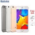 Blackview Ультра A6 ROM 8 ГБ RAM 1 ГБ Сети: 3 Г 4.7 дюймов Android 4.4 MTK6582M Quad Core 1.3 ГГц Сотовые Телефоны Wi-Fi GPS A-GPS WCDMA