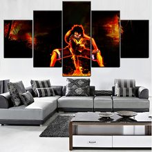 Hd Prints Pictures Wall Artwork Modular Animation One Piece Paintings Modern Posters Canvas Living Room Home Decoration Framed(China)
