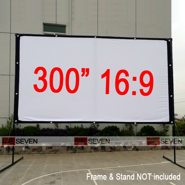 Popular big projector screen buy cheap big projector screen lots from