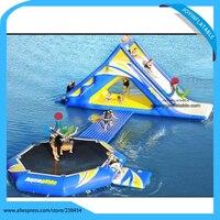Высокое Качество Надувной Аквапарк Надувной водный спорт/надувные водой для взрослых Спорт для продажи