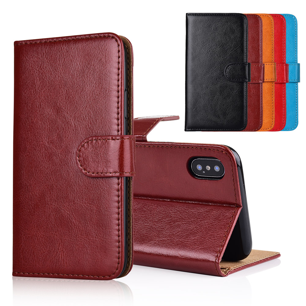 For <font><b>Philips</b></font> <font><b>Xenium</b></font> <font><b>S386</b></font> Case cover Kickstand flip leather Wallet case With Card Pocket image